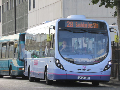First Essex Buses 47526