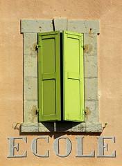 pastel provenal (jean-marc losey) Tags: france provence alpesdehauteprovence castellane cole pastel volets p7000