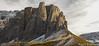 Torri del Sella / Sellatürme 2696m (Dolomites Oct2016) (kauffmann.jeff) Tags: unesco dolomites dolomiti italia italie südtyrol paysage landscape ngc specland daarklands