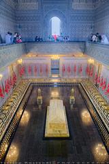 Tombs of King Mohammed V (T   J ) Tags: morocco rabat d750 nikkor teeje nikon2470mmf28