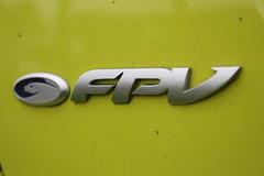 GT290 (ambodavenz) Tags: ford falcon ba fpv gt 290 car timaru south canterbury new zealand