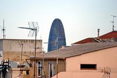 Torre Agbar (Yuri Rapoport) Tags: torreagbar casafuster domenechimontaner 2013 barcelona catalonia spain