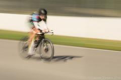 Bicyle Blur-00142 (Claude Tomaro) Tags: montreal blur motion bicycle jean drapeau gilles villeneuve race track claude sony alpha 77 sigma 125400