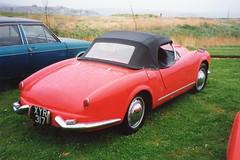 Lancia Aurelia B24 Spider (andreboeni) Tags: classic car automobile cars automobiles voitures autos automobili classique voiture retro auto oldtimer lancia aurelia b24 spider roadster sports pininfarina