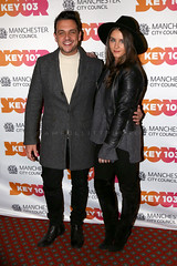 "Mike Toolan & Brooke Vincent - Manchester Christmas Lights Switch On - 4/11/2016 (sampollittphoto) Tags: miketoolan brookevincent ""manchester christmas lights switch on"" actress ""albert square"" xmas manchester england uk ""united kingdom"" europe"