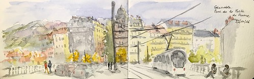 Sketchcrawl Grenoble 1