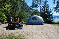 Changes for camping reservations to ensure fairness for users (BC Gov Photos) Tags: bcparks discovercamping recreation camping campingreservations provincialparks