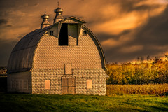 Shadows Of Life (henryhintermeister) Tags: barns minnesota oldbarns clouds farming countryliving country sunsets storms sunrises pastures nostalgia skies outdoors seasons stanleymn field