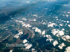 St. Louis (montusurf) Tags: st louis missouri city downtown mississippi river clouds overhead above