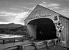 Walk Your Horses (Karol A Olson) Tags: cornishwindsorbridge coveredbridge bridge connecticutriver river nov16