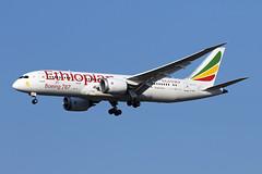 B787-8.ET-AOT (Airliners) Tags: ethiopian ethiopianairlines 787 b787 b7878 dreamliner boeing boeing787 boeing7878 boeingdreamliner 70 70years sticker iad etaot 111916