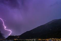 instagram: iamaysee (iamayse) Tags: thunder thunderbolt light lightning gewitter blitz sky himmel dramatic
