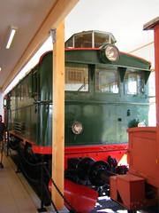 Flam Railway Museum, Norway (johnzebedee) Tags: railway electric flam transport publictransport norway johnzebedee
