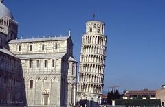 Pisa -  Duomo e Torre Pendente (Fontaines de Rome) Tags: pisa pise duomo torrependente torre pendente cattedraledisantamariaassunta cattedrale santa maria assunta campanile
