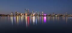 Perth_Swan River_Western Australia