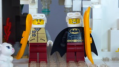 Brick Yourself Custom Lego Set Ski Slope 5
