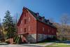 Colonial-era Mill (John H Bowman) Tags: maryland harfordcounty mills jerusalemmill stonework parks stateparks littlegunpowderfallsstatepark fallcolor blueskies november2016 november 2016 canon1635l