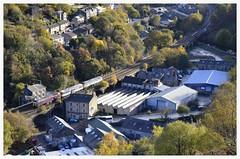 0Z47 (elr37418) Tags: scotsrail glauxholme weardale railway yorkshire uk england d7000 nikon 57313 47712 47192 west coast 0z47