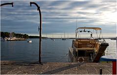 0286-PUERTO DE POREC (Croacia) (-MARCO POLO--) Tags: ciudades rincones mares costas nubes cielos atardeceres