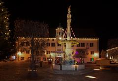 2016-11-29_Immenstadt-21 (Wolfgang_L) Tags: immenstadt brunnen weihnachten allgu nacht nachtaufnahme bunt