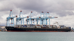 Northern Monument (ramaca66) Tags: barcos container contenedores ship puerto port algeciras