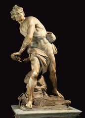 David - Gian Lorenzo Bernini (lennygaunt) Tags: david bernini scolpture marble art insperation