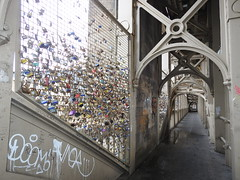 DSCN6574 (stamford0001) Tags: newcastle upon tyne high level bridge love locks padlocks