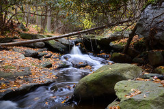 Creek (av8s) Tags: creek waterfall nature photography nikon d7100 sigma 18250mm pennsylvania pa