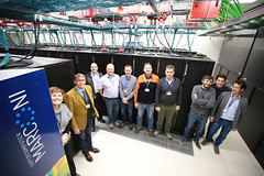 Building Marconi: the team Cineca and Lenovo (CINECA) Tags: marconi cineca hpc university reseach science lenovo intel top500 sc16