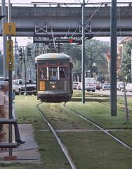Perley Thomas New Orleans Car 921 -- 7 Photos (railfan 44) Tags: neworleans masstransit publictransit transit streetcar