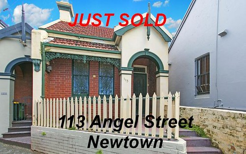 113 Angel Street, Newtown NSW 2042