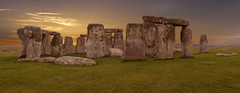 Stonehenge (Legoff1 (Craig Hutton)) Tags: wales landscape sunset stonehenge bournemouth castle pier stonecircle