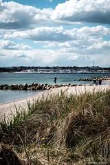 Neustadt (ichbinsEvi) Tags: neustadt schleswigholstein germany strand beach meer ostsee balticsea sky clouds wolken landscape fujifilm natur