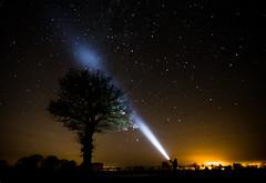 Hohne bei Nacht (mbap266) Tags: sterne taschenlampe langzeitbelichtung milchstrase hohne stadtlichter niedersachens niedersachsen baum canonef1740mm14 canoneos6d