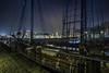 DSC3368 (ste.wi) Tags: boat kiel port harbor schooner schoner segelboot takelage rigging walimex12mm sony ilce6000 alpha6000 night nacht germany