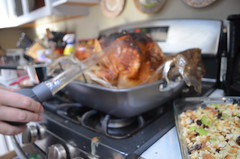 DSC_0273 (Justice Ender) Tags: turkey cook cooking chicken food basting baster