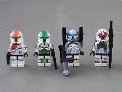 Delta Squad (LegoQuai45) Tags: legostarwars arealight deltasquad mldcustoms100