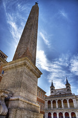 """Piazza S.Giovanni in Laterano, obelisco Lateranense • <a style=""""font-size:0.8em;"""" href=""""http://www.flickr.com/photos/89679026@N00/6915071834/"""" target=""""_blank"""">View on Flickr</a>"""
