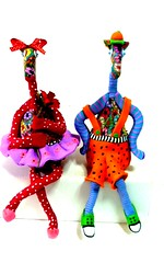 shelf sitter giraffe (**mira pinki krispil-colors of life ***) Tags: sculpture art animal sitting handmade shelf fimo clay giraffe pinki sitter polymer        mirakris