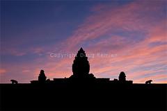 Bakong, Roluos Group, Cambodia-1409 (doug remien) Tags: sunrise cambodia southeastasia angkor archeology bakong roluosgroup ancientcivilizations khmerempire