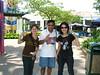 Taiwanese tourists on Sentosa Island (shankar s.) Tags: tourists sentosaisland imagesofsingapore