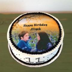 Twilight Cake by Elicia H, Santa Cruz, CA www.birthdaycakes4free.com