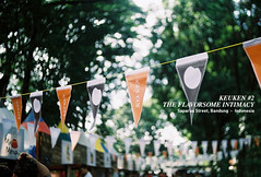 KEUKEN #2: The Flavorsome Intimacy (Morrie & Oslo) Tags: food festival analog 35mm indonesia picnic kodak bandung keuken yashica culinary saparua colorplus keukenbdg
