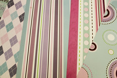 36 Shimmer Papers (CraftBuyer) Tags: scrapbook scrapbooking crafts crafty bitz