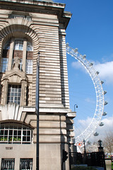 The London Eye (carrie @nne) Tags: uk greatbritain england london nikon europe londoneye 2012 d80