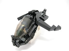 Helicopter WIP (Exius_) Tags: work chopper lego progress wip corporation helicopter scifi fi corp copter heli sci exo faction dropship exius