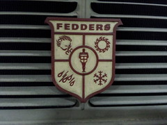 Fedders 4000 BTU 110 Volt Fedders Shield (The Air Conditioner Guy) Tags: old vintage air airconditioner older ac conditioner unit fedders flickrandroidapp:filter=none