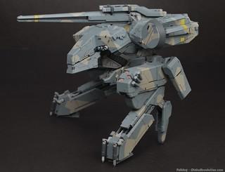 Metal Gear REX - Fin 10 by Judson Weinsheimer