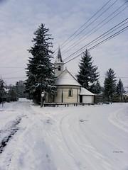 IMGP0241 (Peti0061) Tags: winter church hungary religion templom magyarország tél katolikus winter2010 vallás vasmegye peti0061 nagygeresd