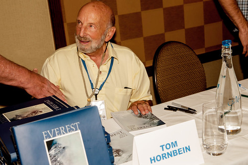 Tom Hornbein - Reading Frenzy - Photo Credit Nori Lupfer